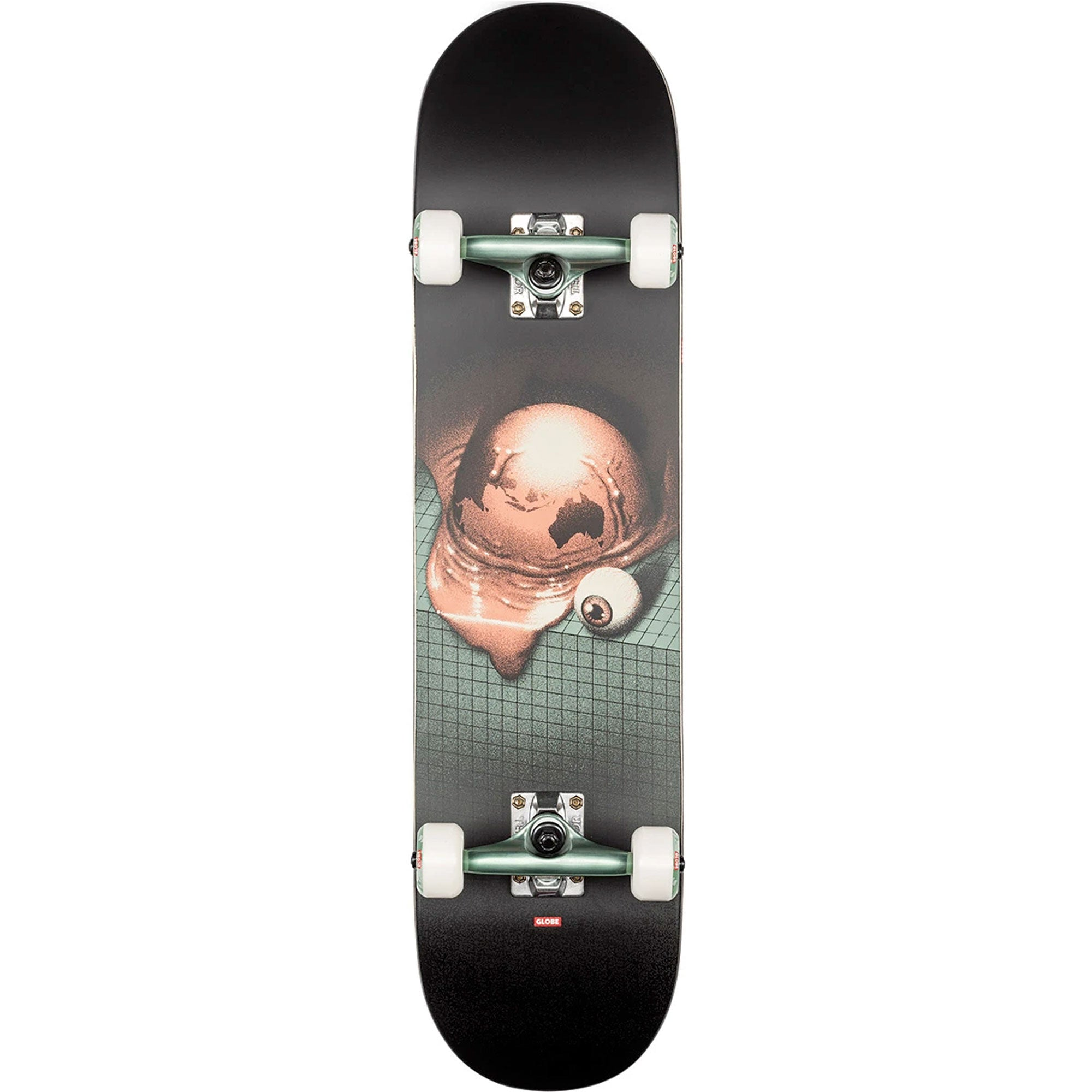"Globe G2 On The Brink 7.75"" Complete Skateboard - Halfway There"
