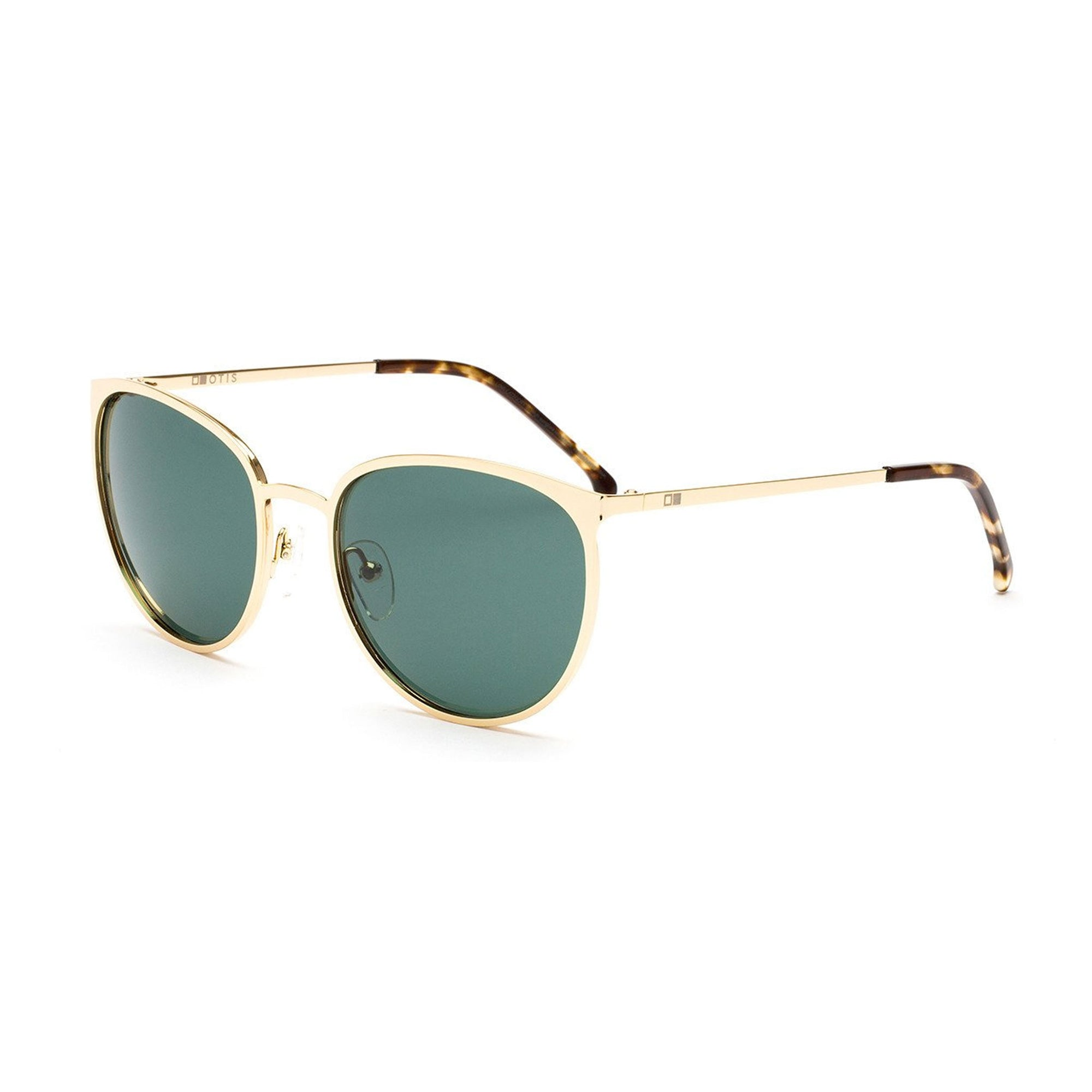 Otis Rumours Women's Sunglasses - Gold/Green - Sale