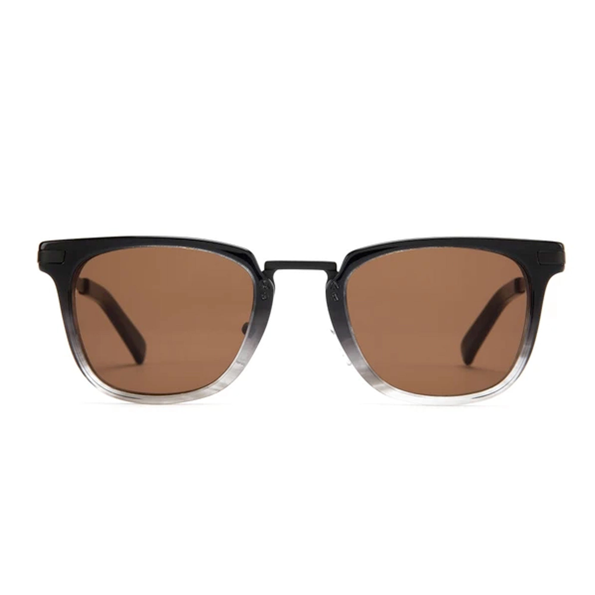 Otis The Talk Women's Sunglasses - Smoke Gradient/ Brown Polar