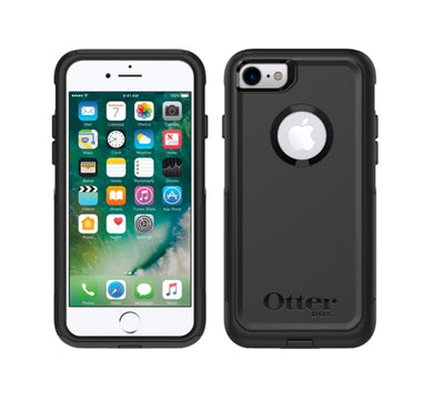 OtterBox Commuter iPhone 7 Case - Black