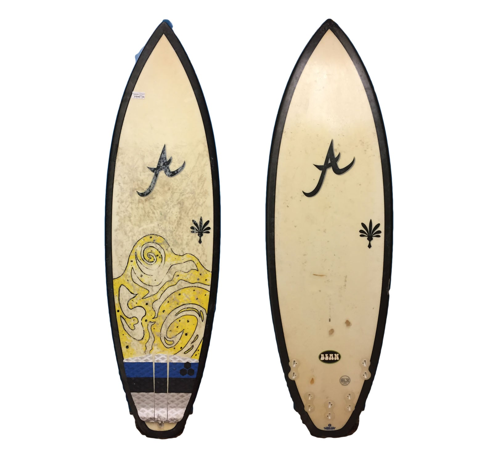 Aloha Bean 5'6 Used Surfboard