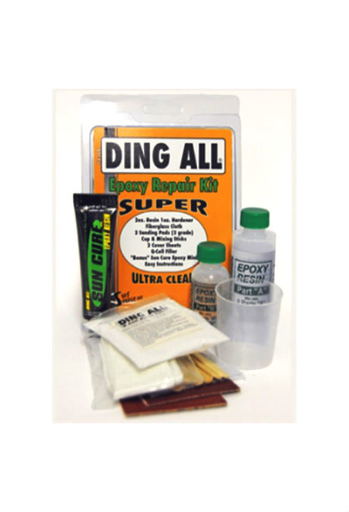 Ding All Epoxy 3oz Super Repair Kit