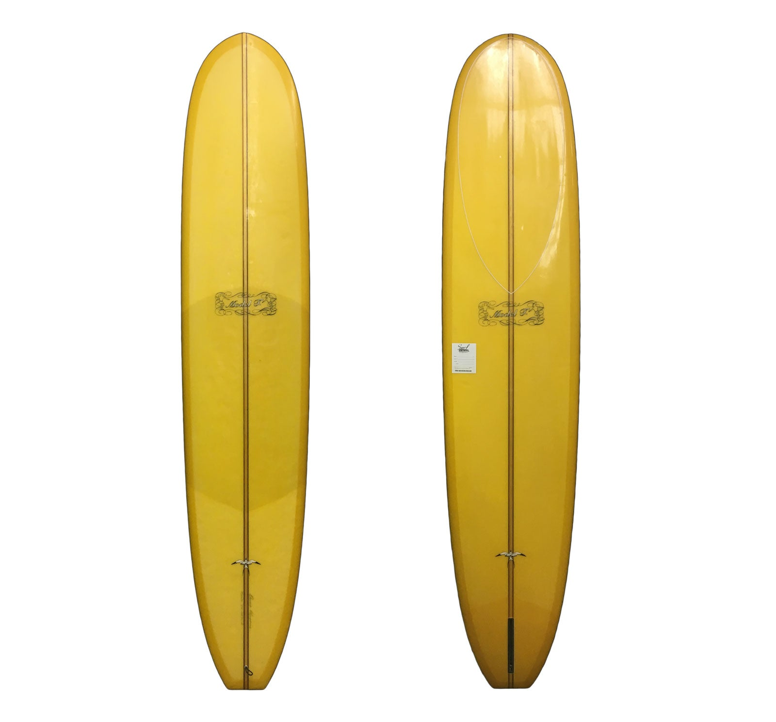 Donald Takayama Model T 9'4 Collector Surfboard