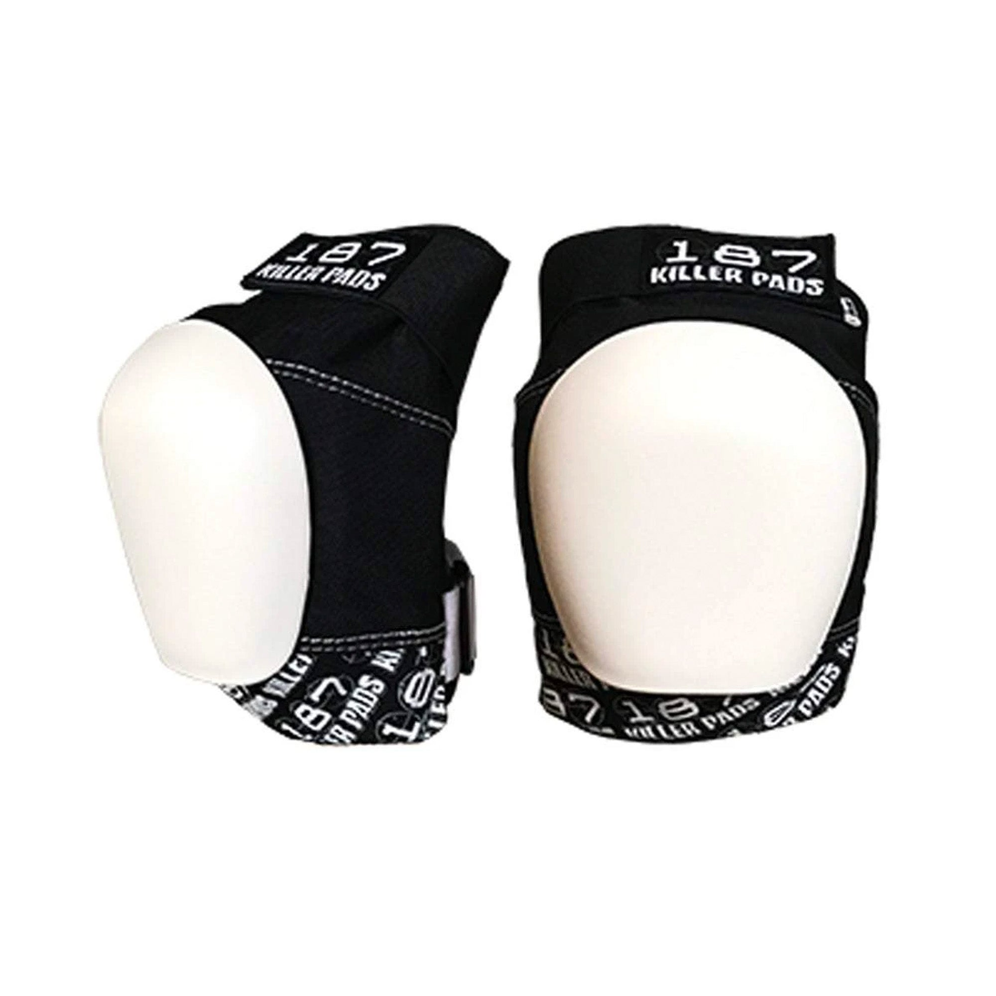187 Killer Pads Pro Knee Pads - White