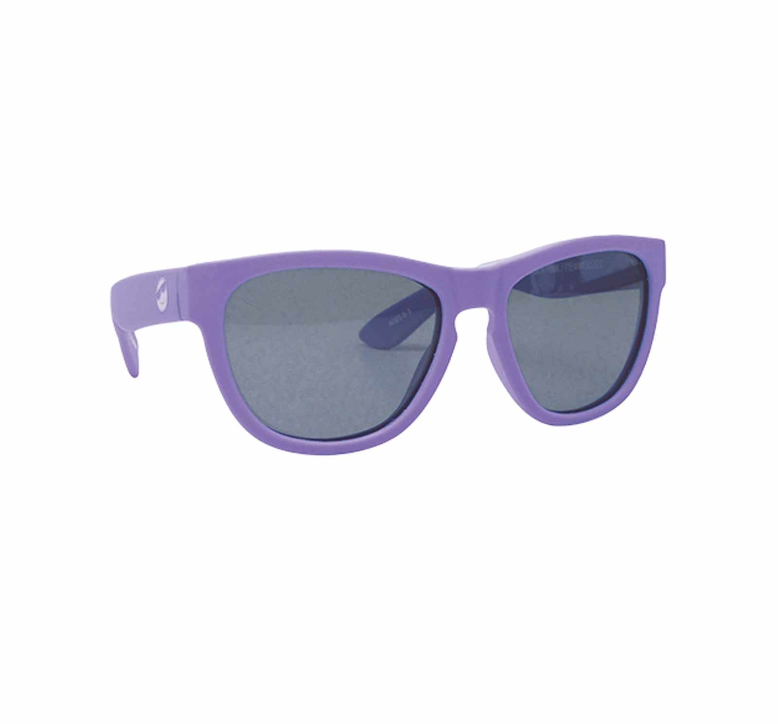 Mini Shades Classic Kid's Polarized Sunglasses (Ages 3-7) - Grape Jelly
