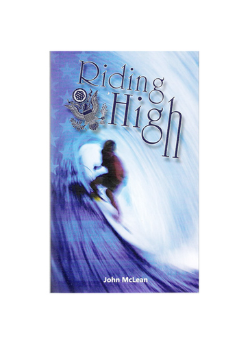 RIDING HIGH NOVEL BY JOHN McLEAN