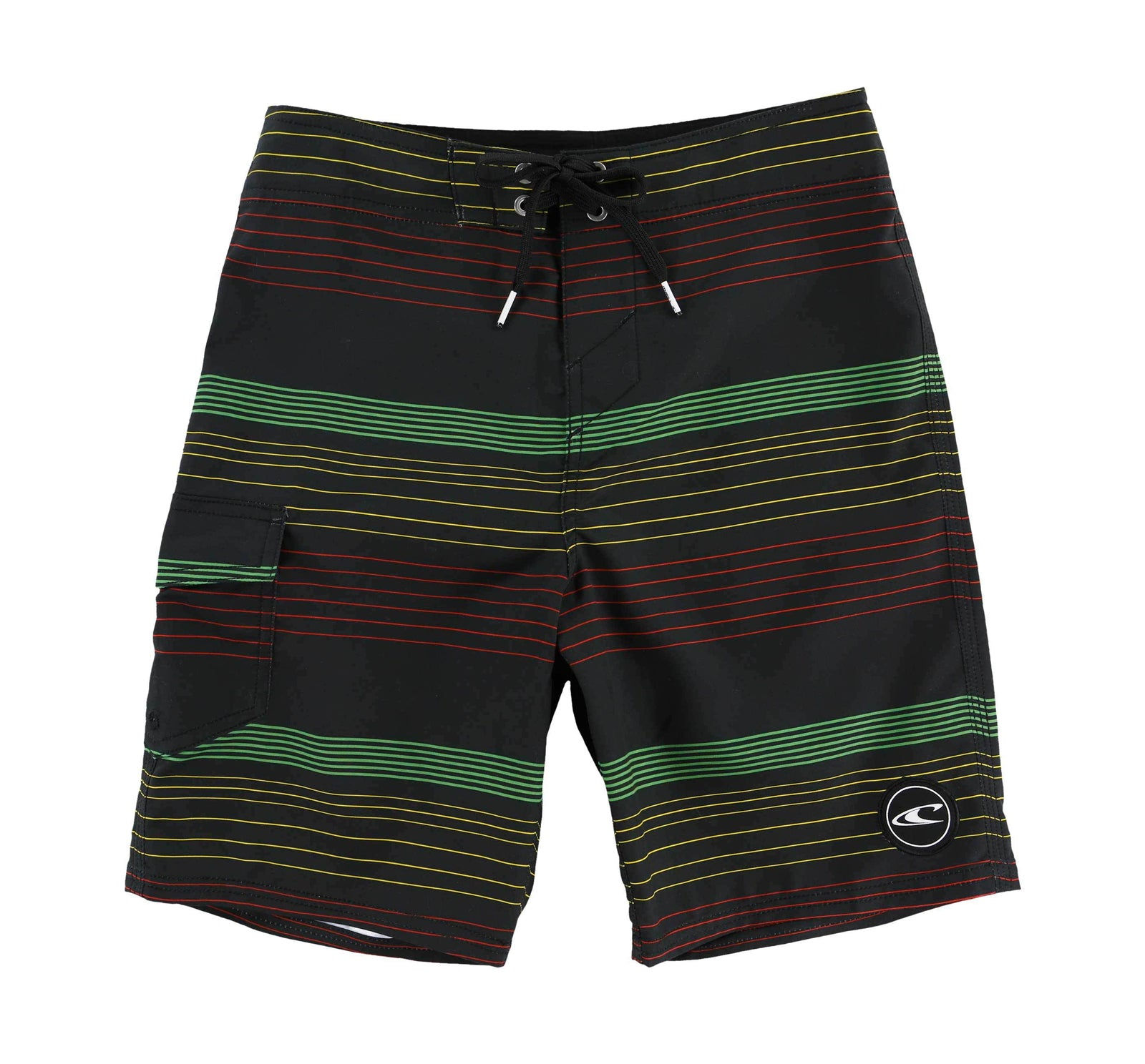 O'Neill Santa Cruz Stripe Youth Boy's Boardshort