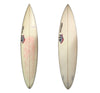 Vercelli Shapes Gun 7'6 x 19 x 2 3/4 Used Surfboard
