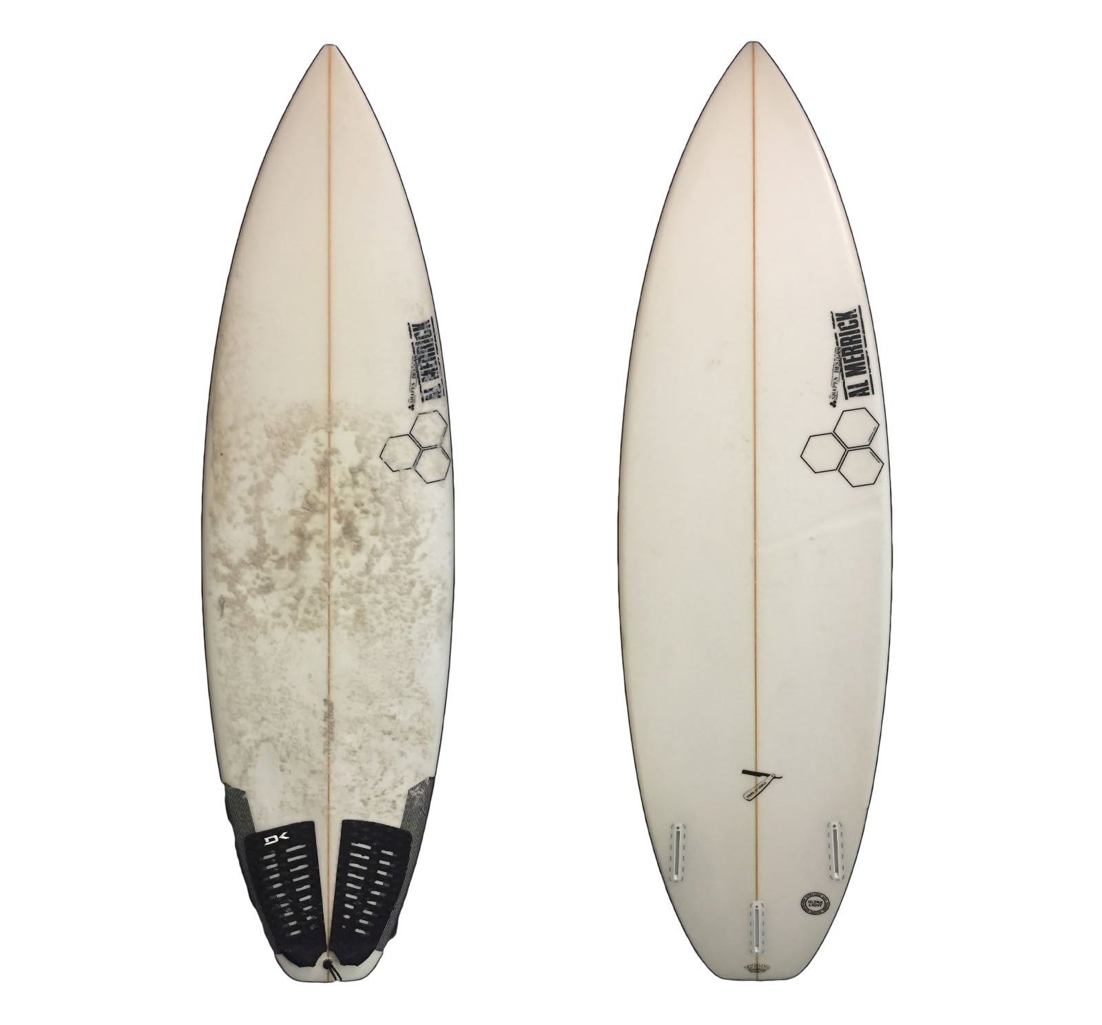 Channel Islands Fred Stubble 6'0 Used Surfboard