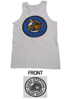 Surf Station Old School Woody Men's Tank Top