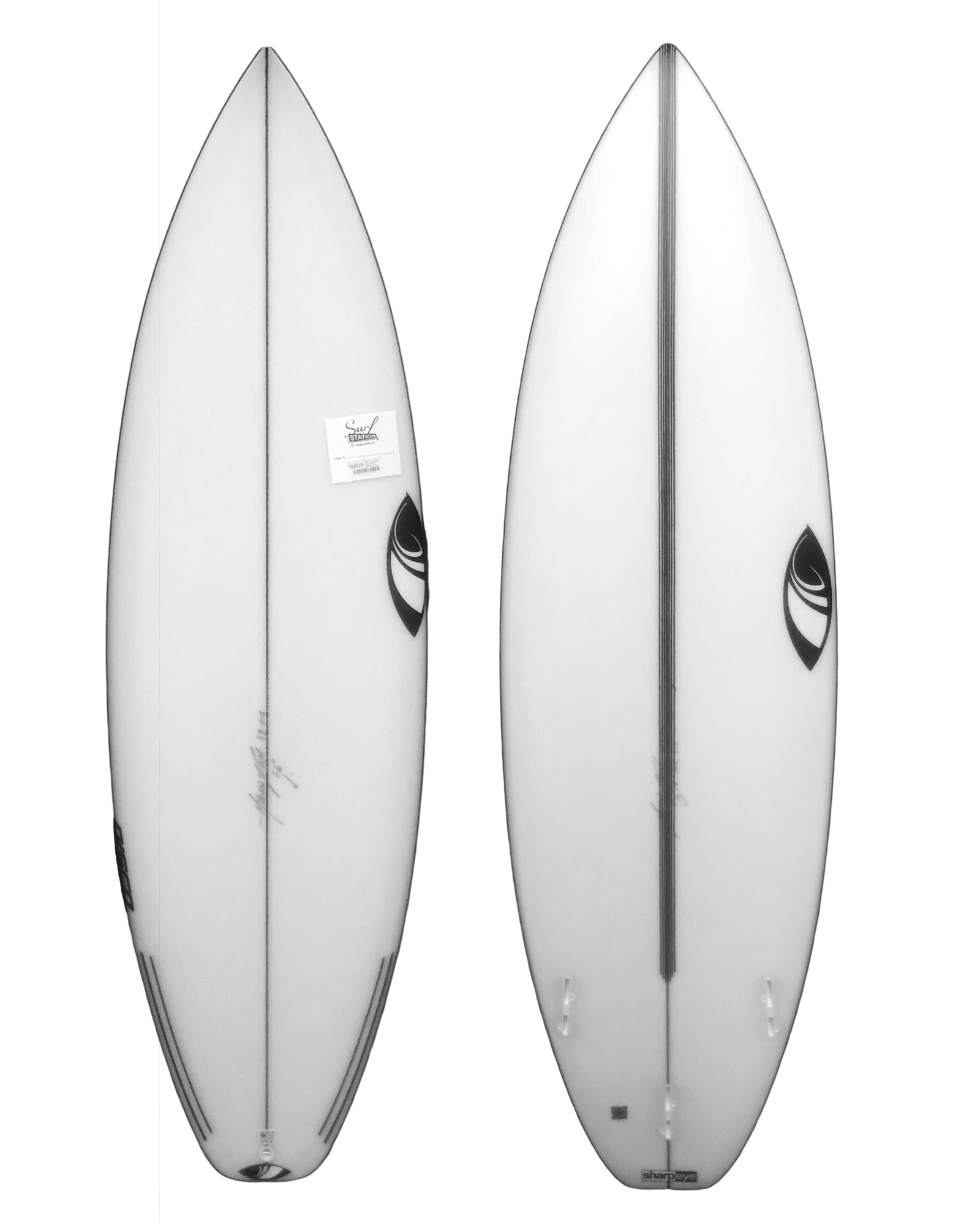 Sharp Eye Disco Surfboard