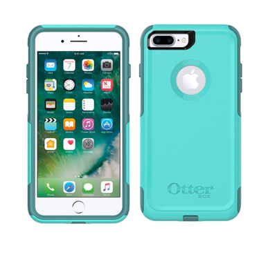 OtterBox Commuter iPhone 7 Plus Case - Aqua Mint