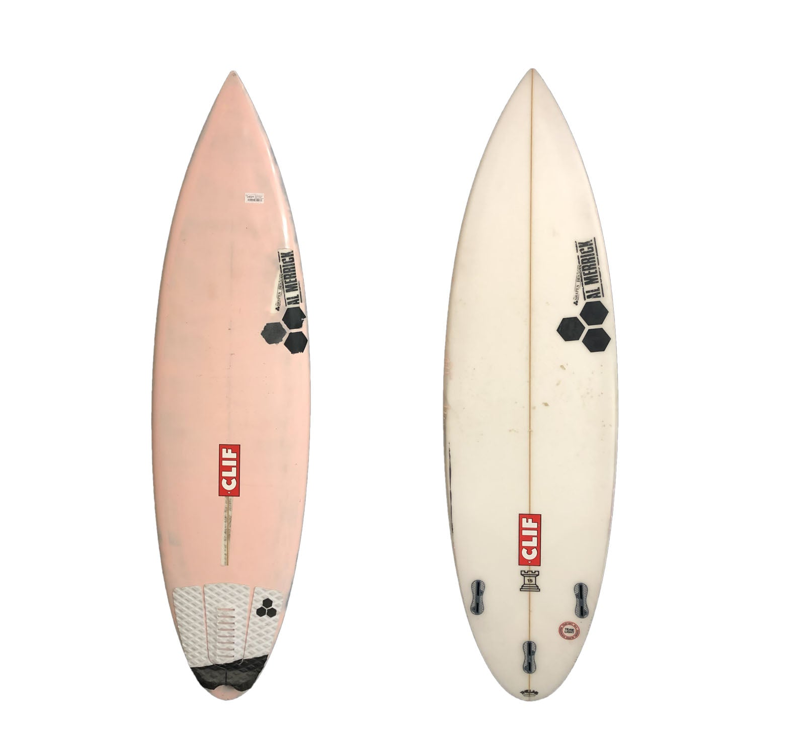 Channel Islands Rook 15 5'10 x 18 1/4 x 2 1/4 25L Used Surfboard (Team Custom For Lakey Peterson)