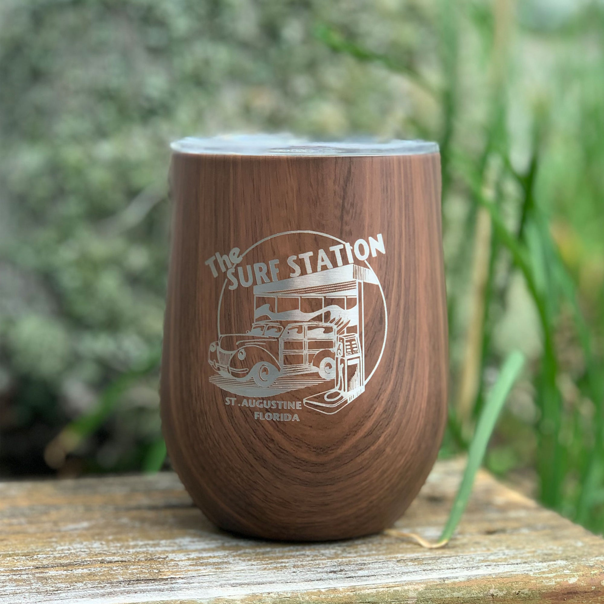 Surf Station Stemless 12oz Cup