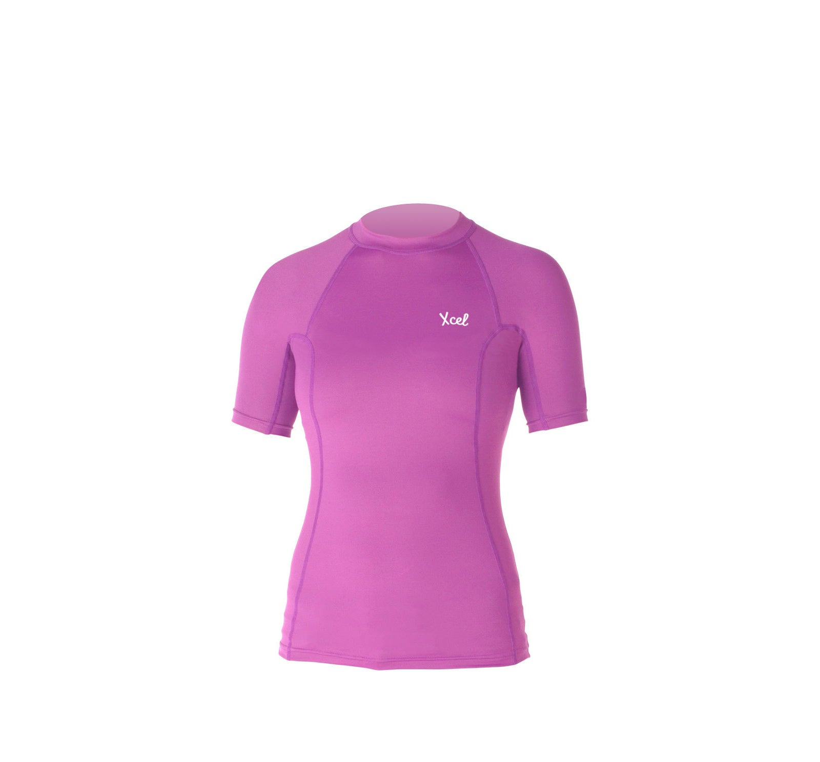 Xcel Marsha Youth Girl's S/S Rashguard
