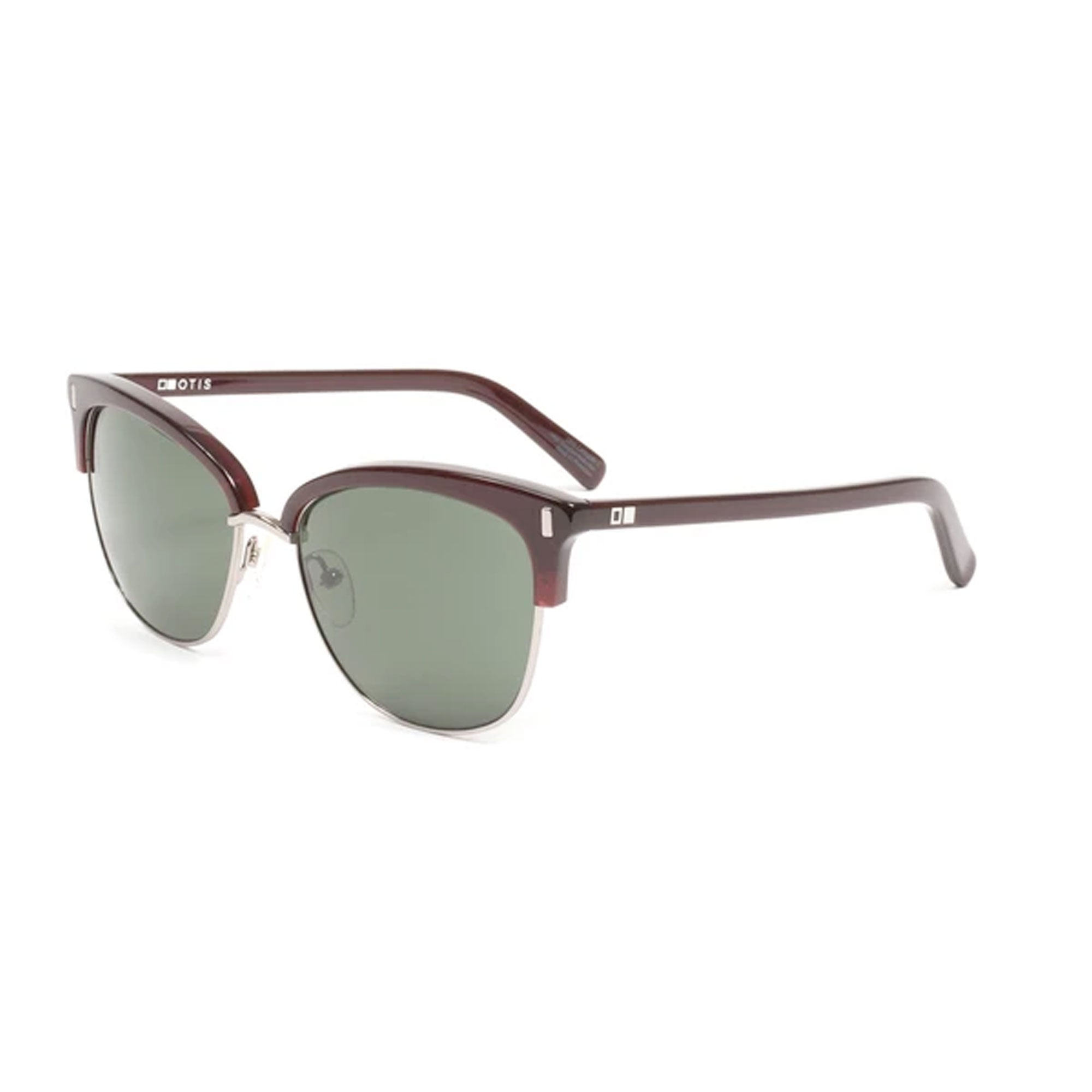 Otis Little Lies Women's Sunglasses - Transparent Cherry/Grey