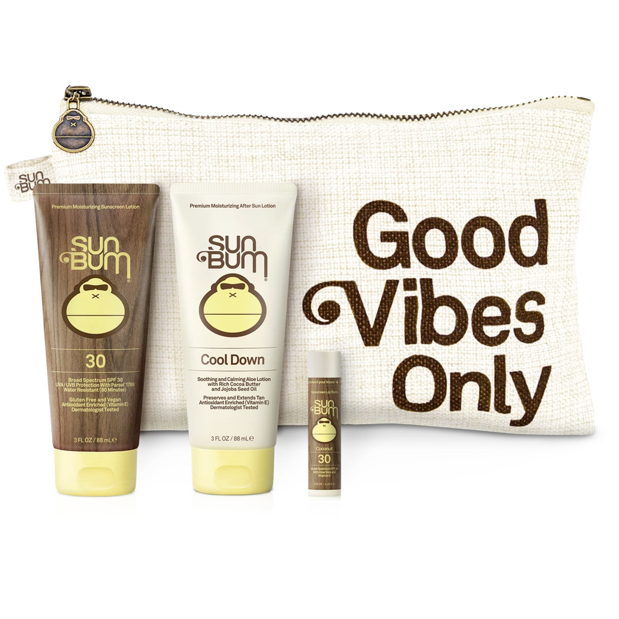 Sun Bum Day Tripper Travel Sun Care Kit