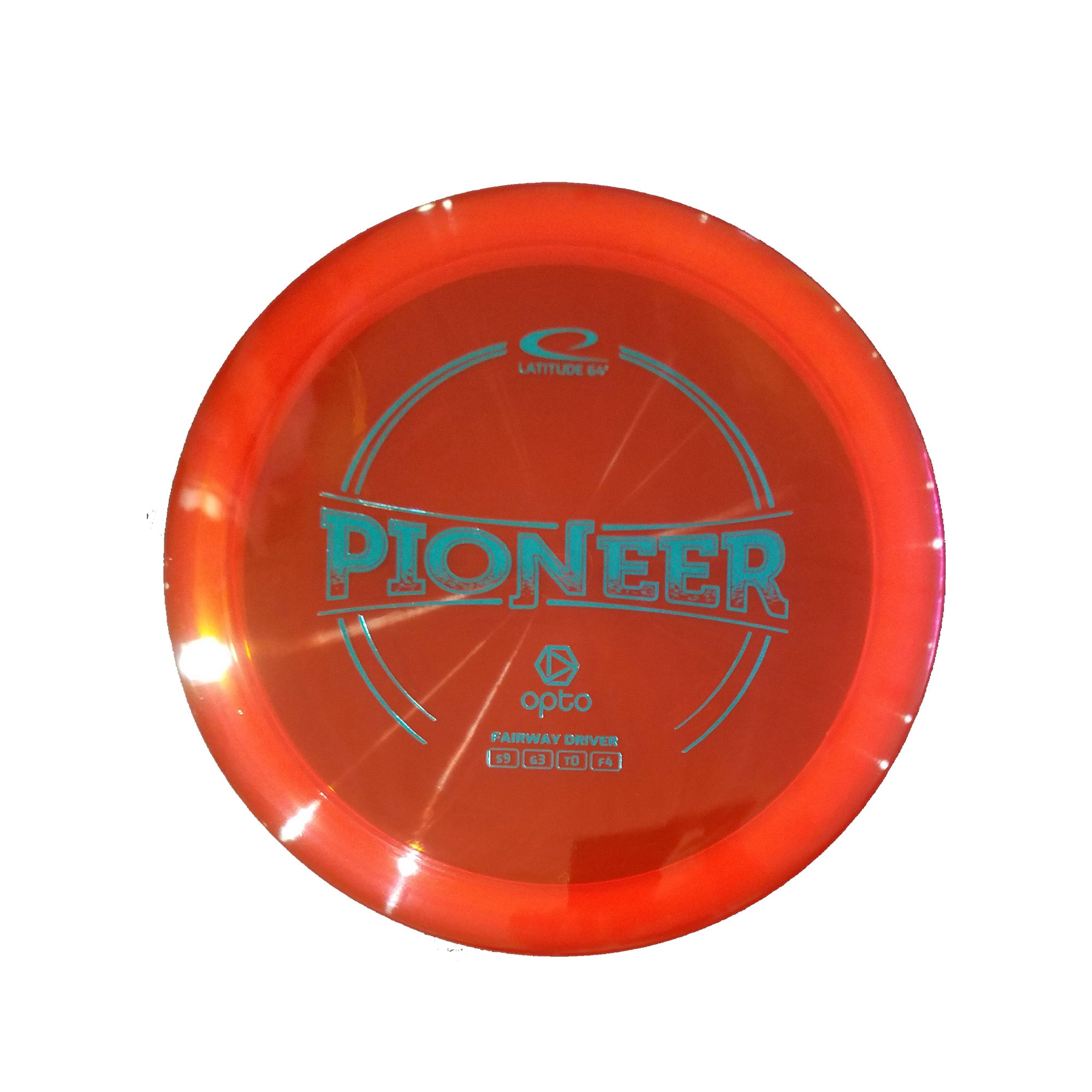 Latitude 64 Opto Pioneer Fairway Driver Disc - 169g