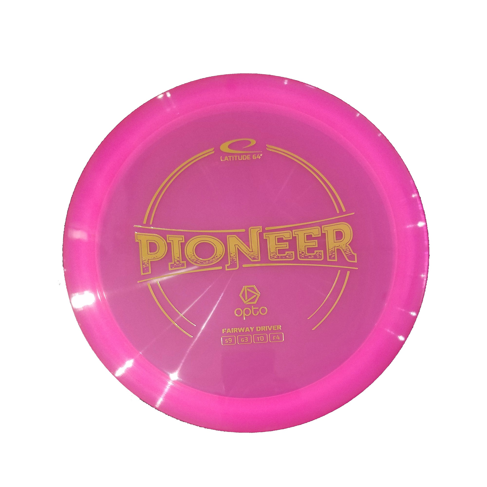 Latitude 64 Opto Pioneer Fairway Driver Disc - 170g