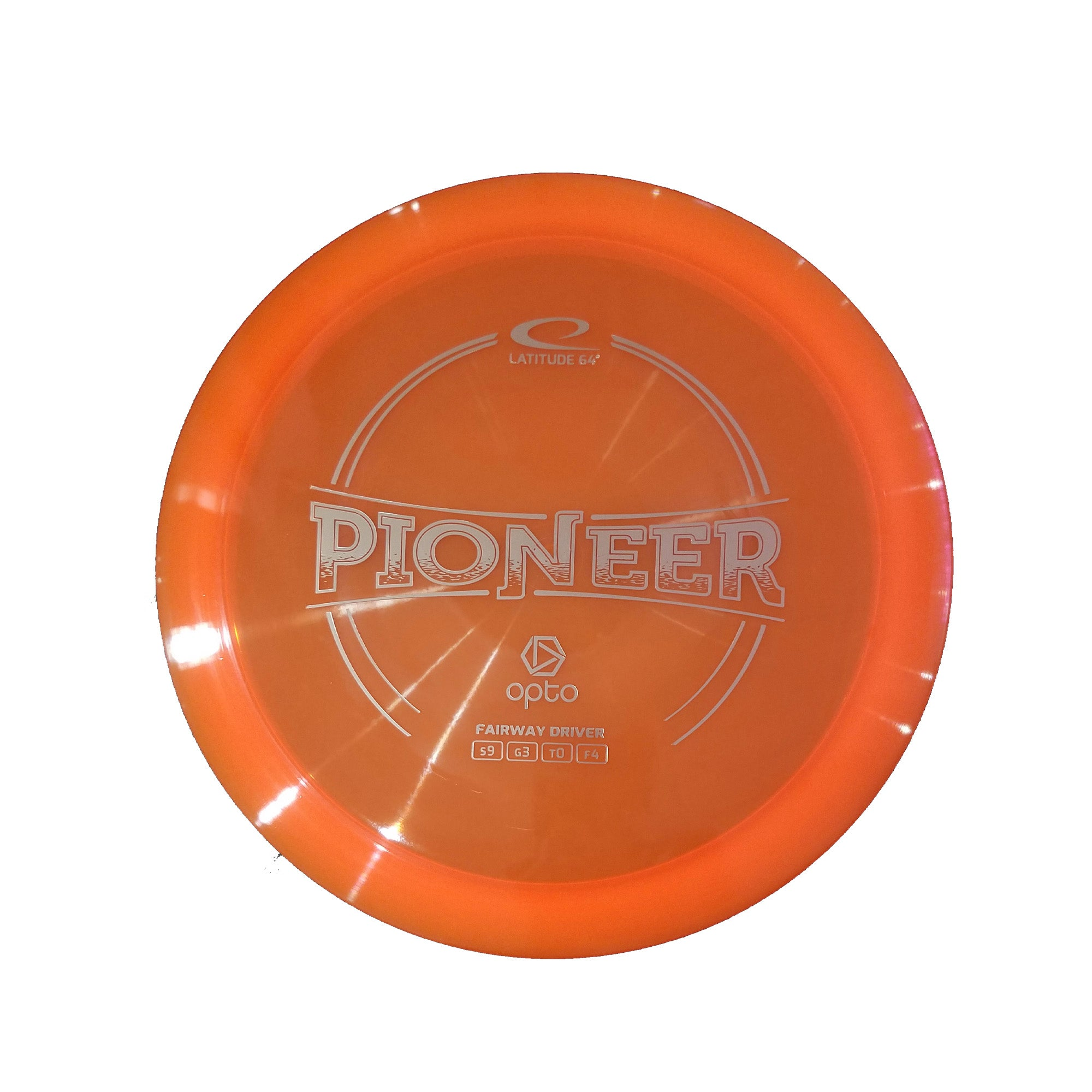 Latitude 64 Opto Pioneer Fairway Driver Disc - 173g