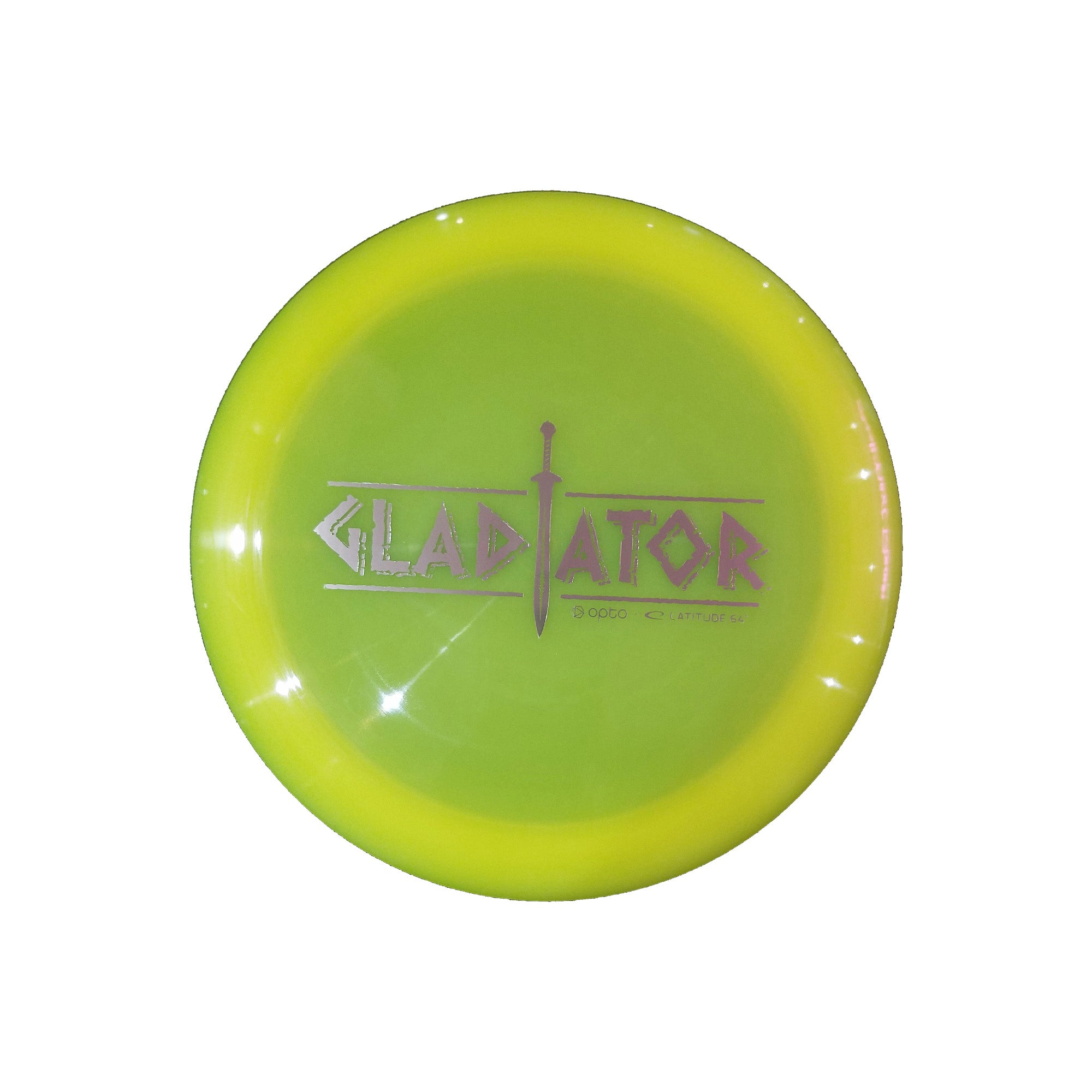 Latitude 64 Opto Gladiator Limited Edition Stamp Distance Driver Disc - 172g