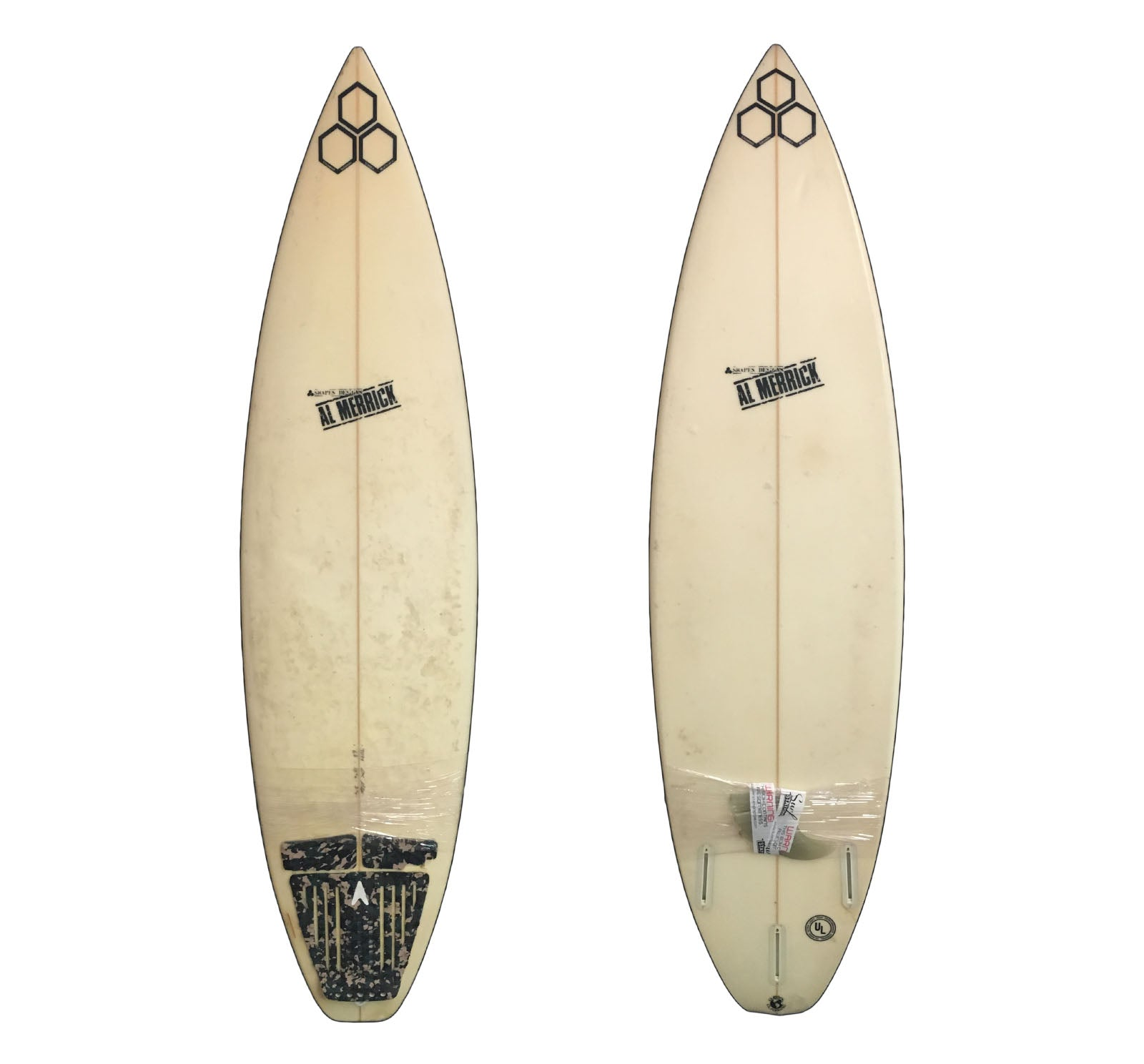 Channel Islands MBM 6'2 Used Surfboard