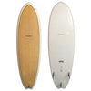 Modern Blackfish X2 Epoxy 6'4 x 21 1/4 x 2 5/8 40L Used Surfboard (Con. for Todd Biscan)