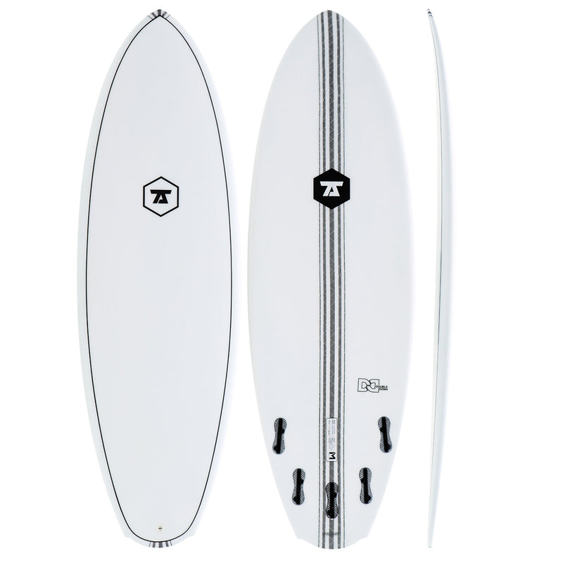 7S Double Down Surfboard - IM