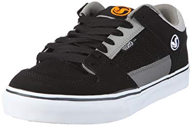 DVS Munition CT Youth Boy's Shoes, Black/Yellow, 9C