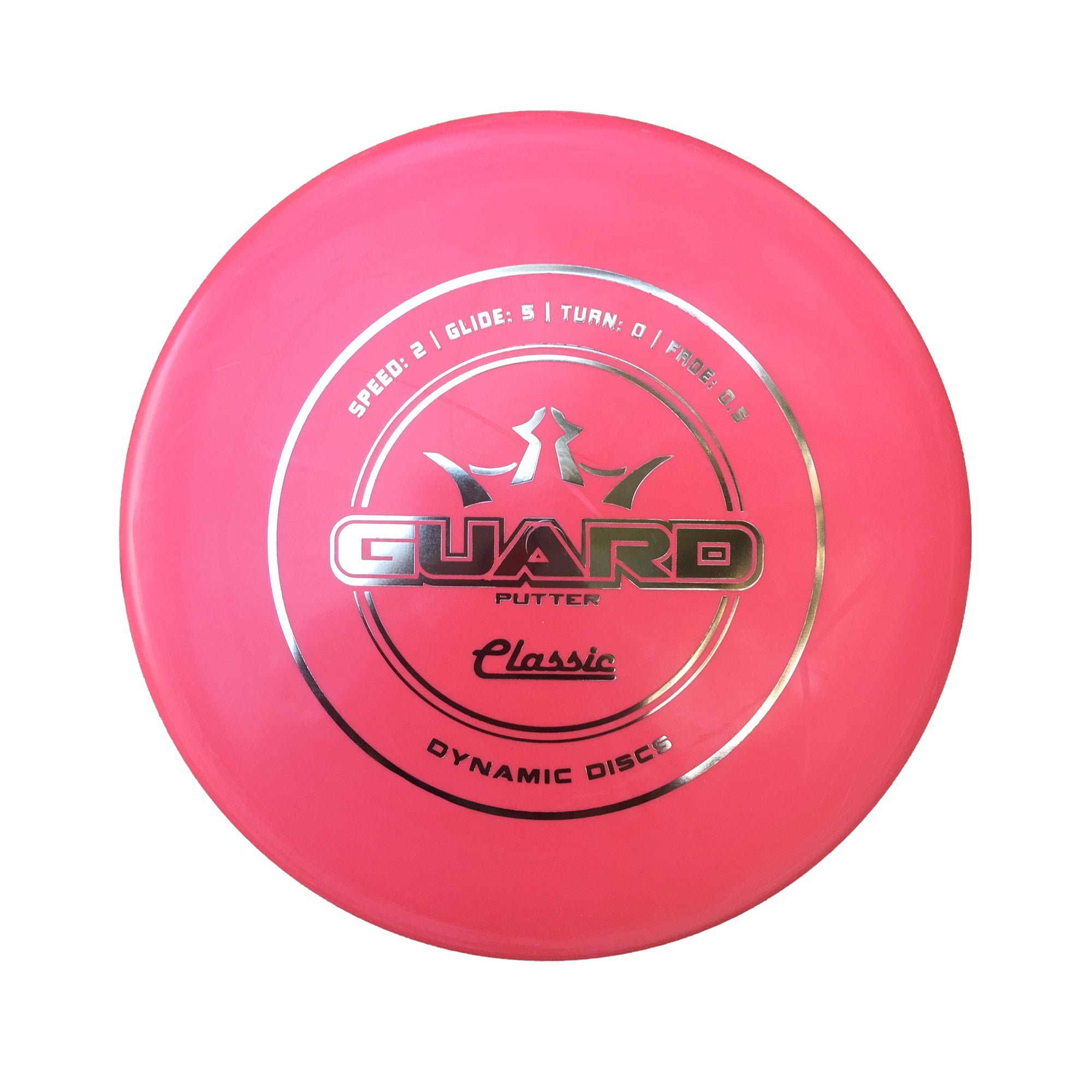 Dynamic Discs Classic Guard Putter Disc - 174g