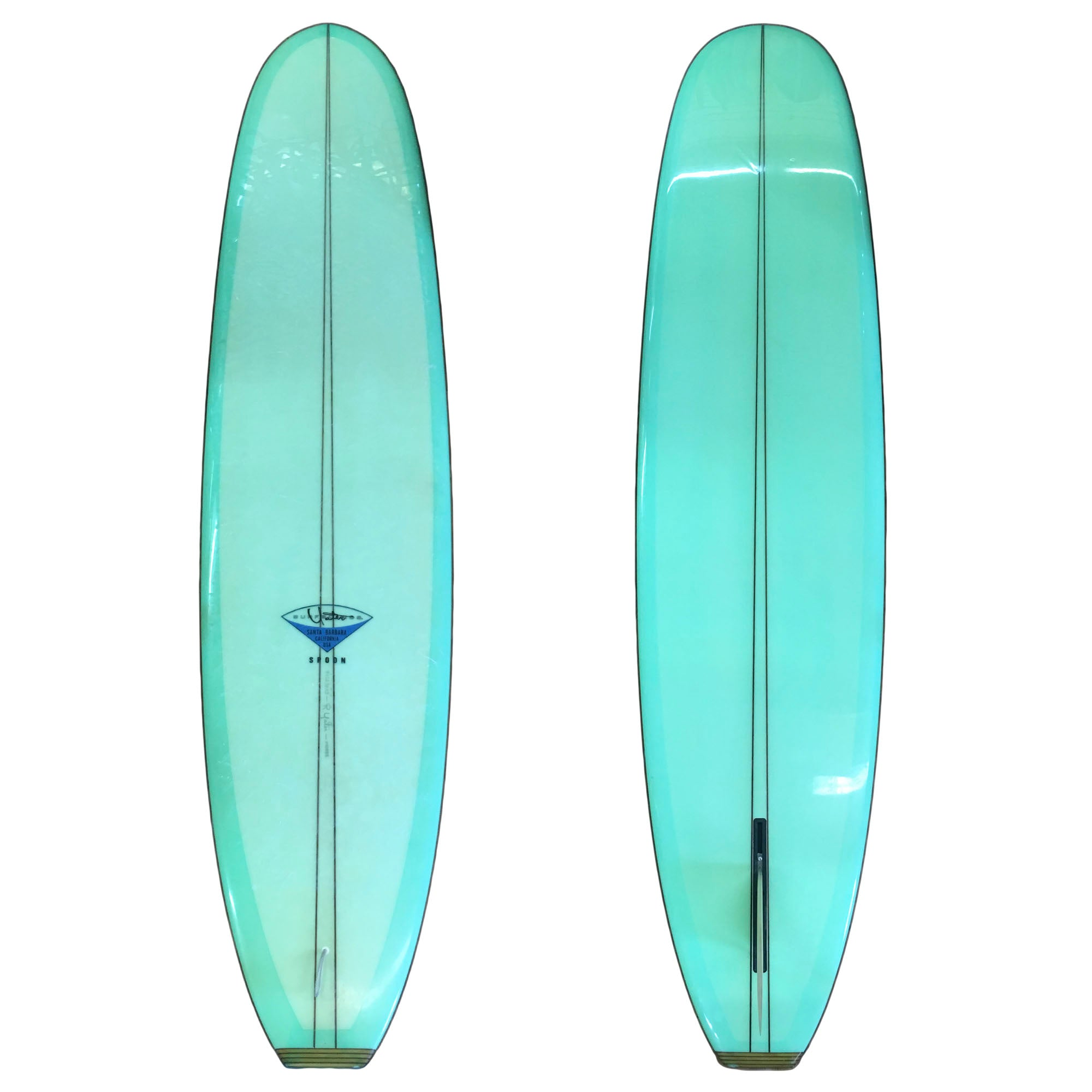 Yater Spoon 9'0 Used Surfboard