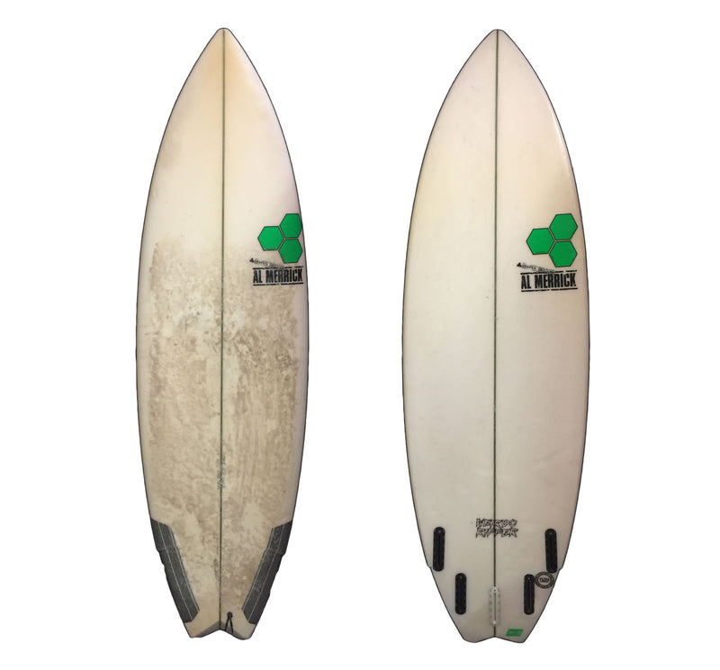 Channel Islands Weirdo Ripper 5'11 Used Surfboard