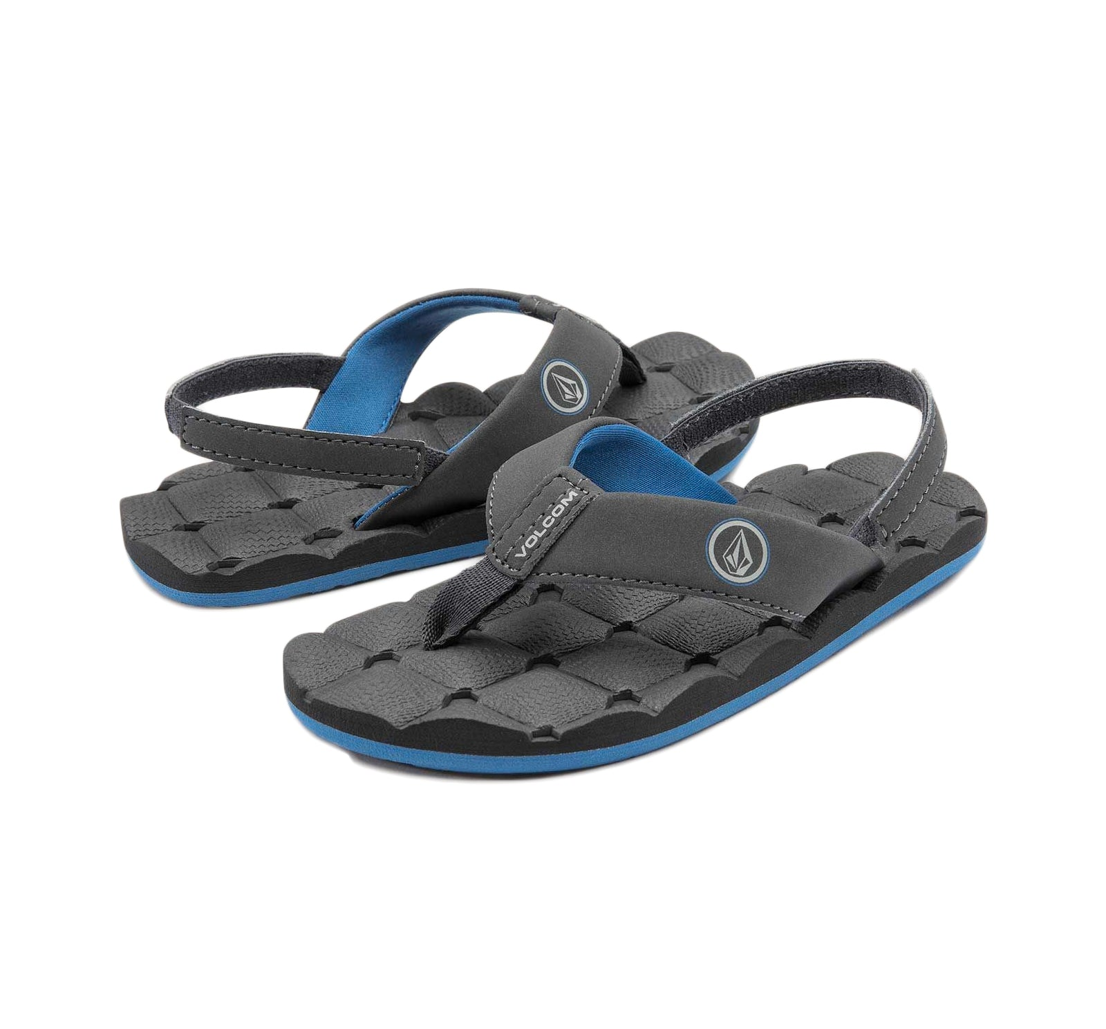 Volcom Recliner Youth Sandals