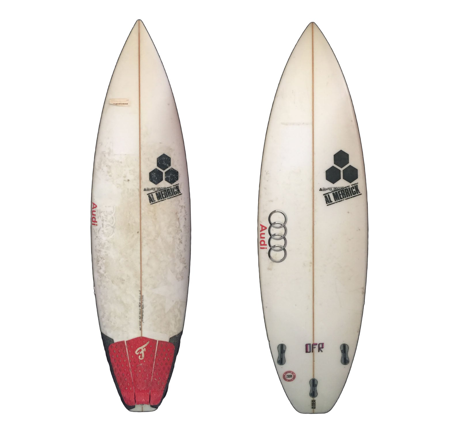 Channel Islands DFR 5'9 Used Surfboard