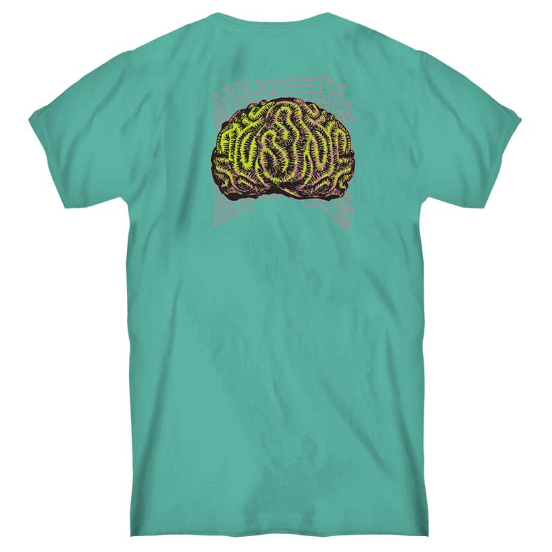 Lost Coral Brain Men's S/S T-Shirt