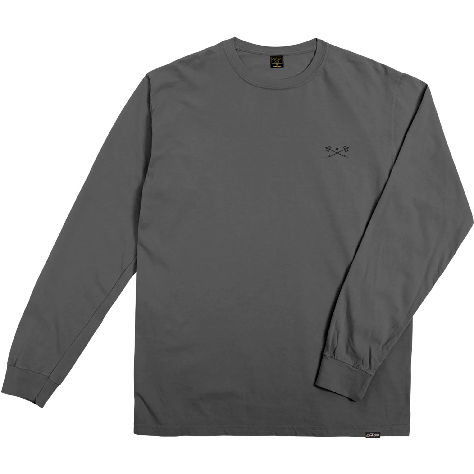 Dark Seas Go-To Pigment Men's L/S T-Shirt