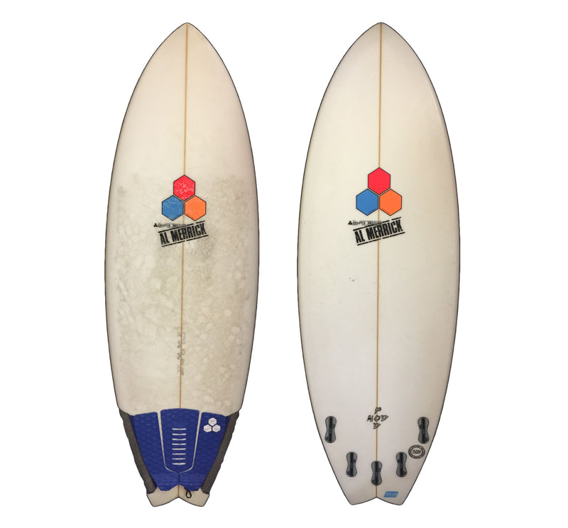 Channel Islands Pod Mod 5'4 Used Surfboard