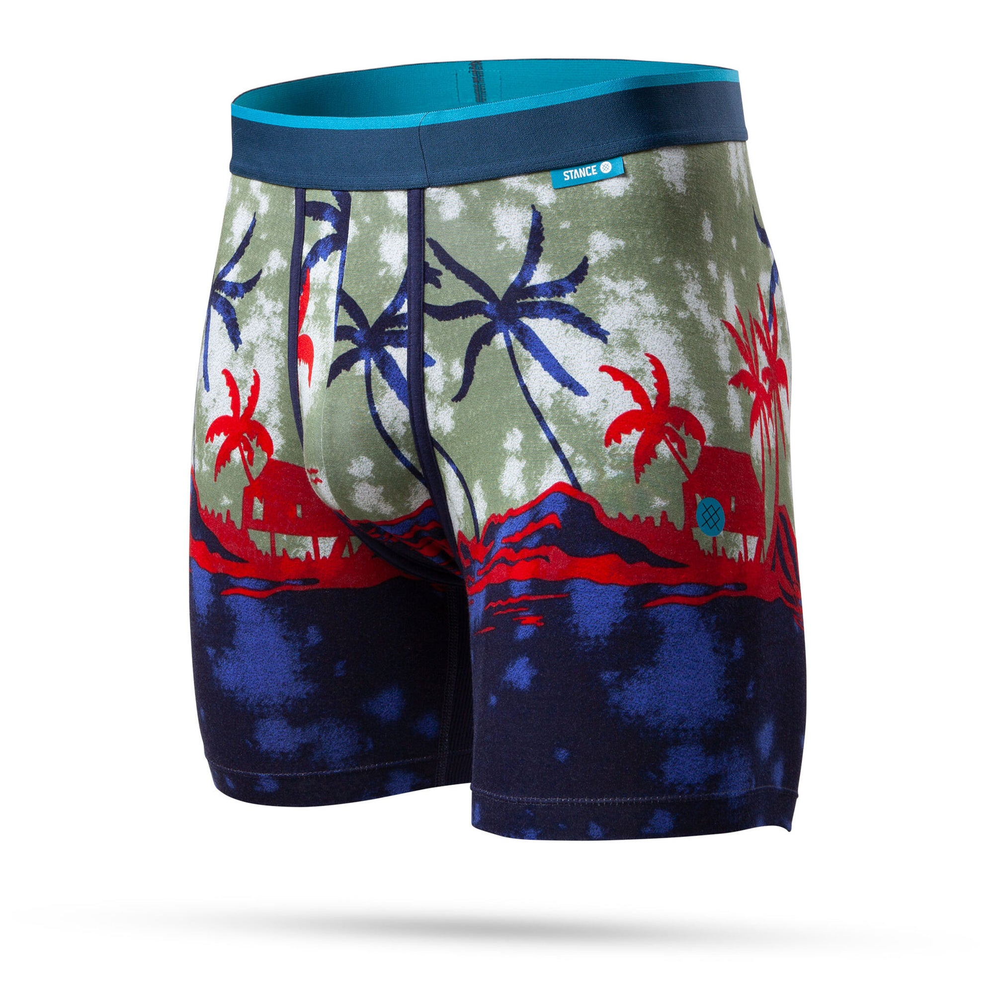 Stance Mens Shark Tooth Bb