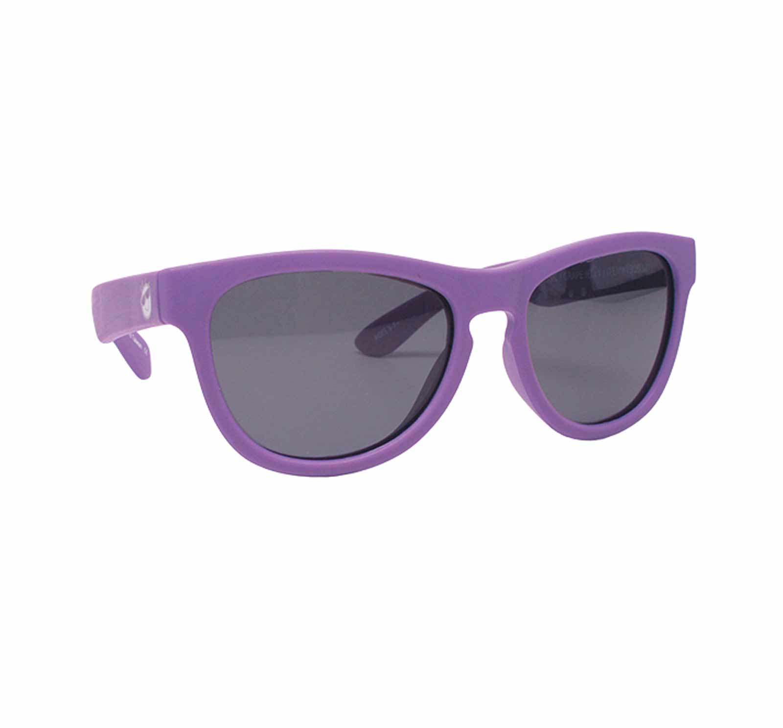 Mini Shades Classic Kid's Polarized Sunglasses (Ages 0-3) - Little Lilac