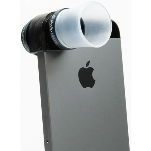 Olloclip 3-in-1 Macro Lens for iPhone 5/5s - Black