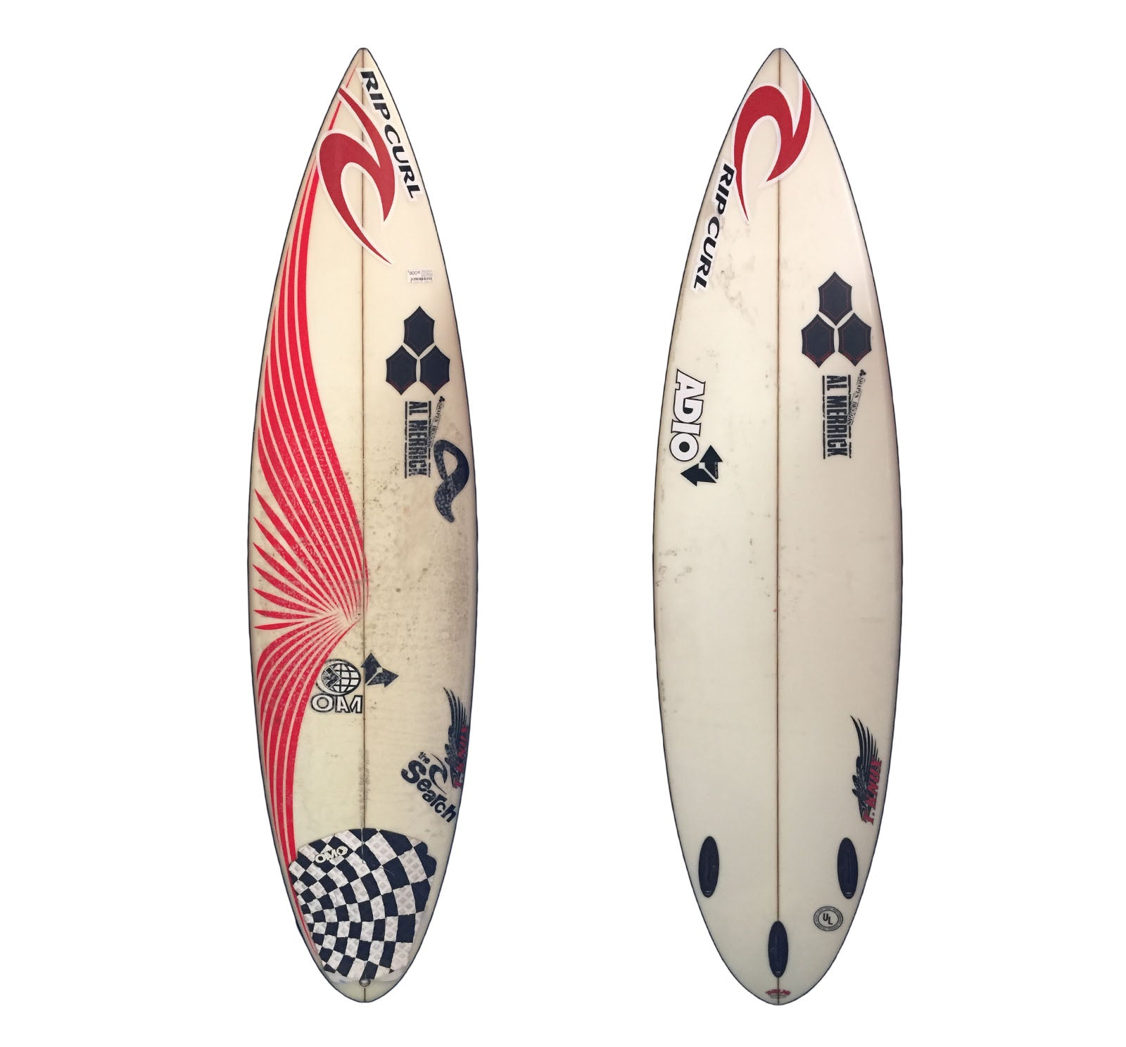 Channel Islands Fort Knox 6'4 Collector Surfboard