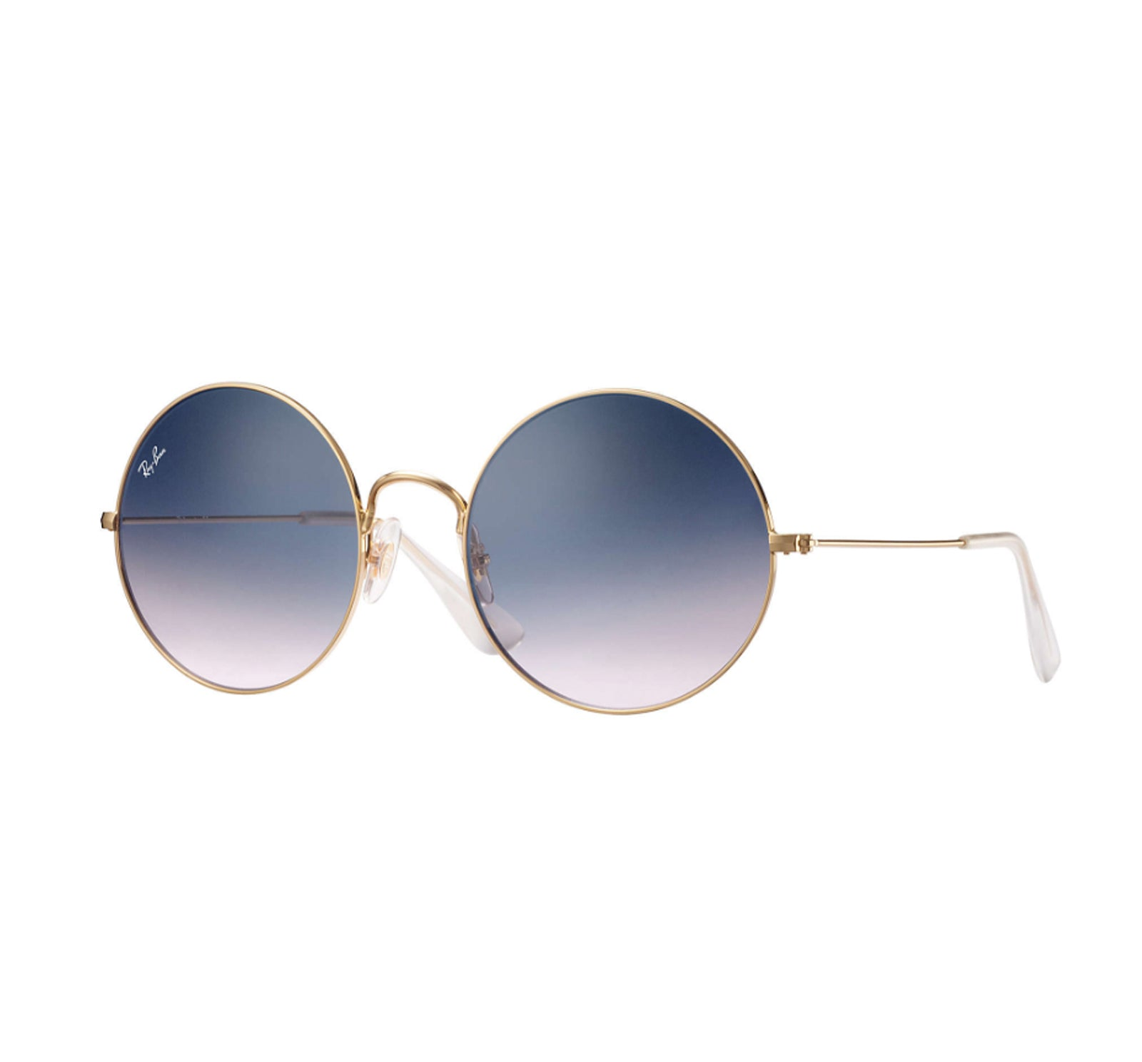 Ray-Ban Ja-Jo Women s Sunglasses - Gold Frame Gradient Blue Lens - Surf  Station Store 9995e6f82f
