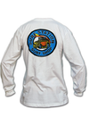 Surf Station Men's Old School Woody L/S T-Shirt