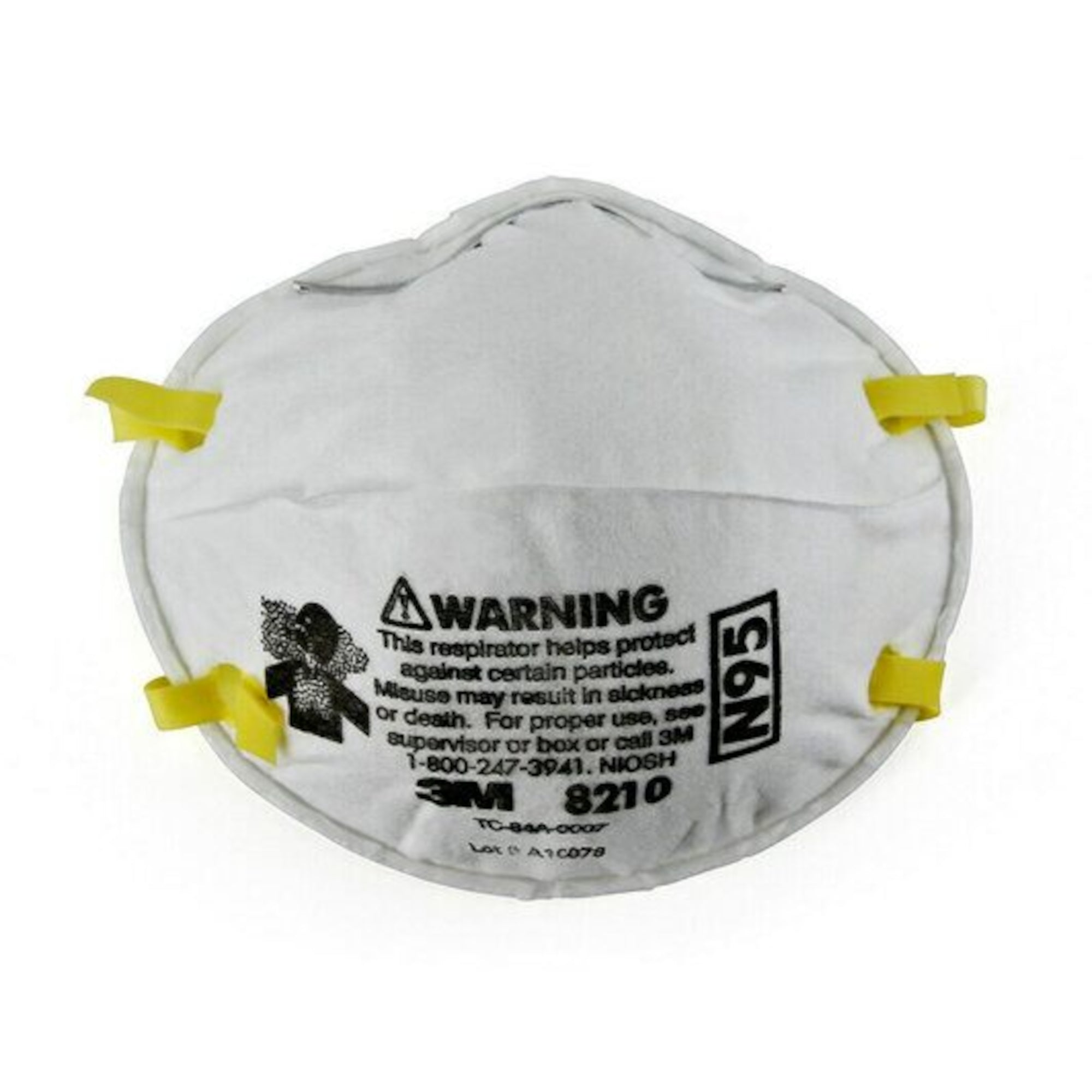 3M Particulate Respirator N95 Mask