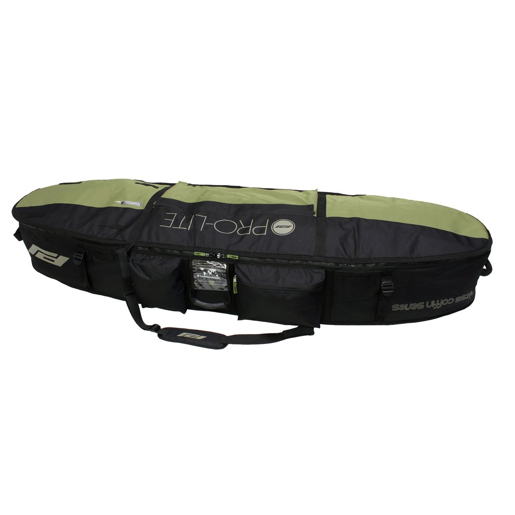 Pro-Lite Finless Coffin Triple Shortboard Bag