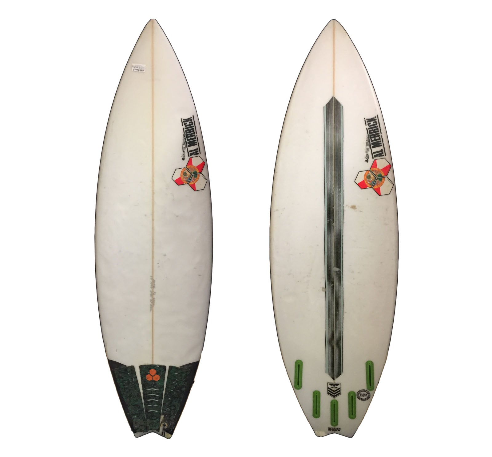 Channel Islands New Flyer 5'9 Used Surfboard