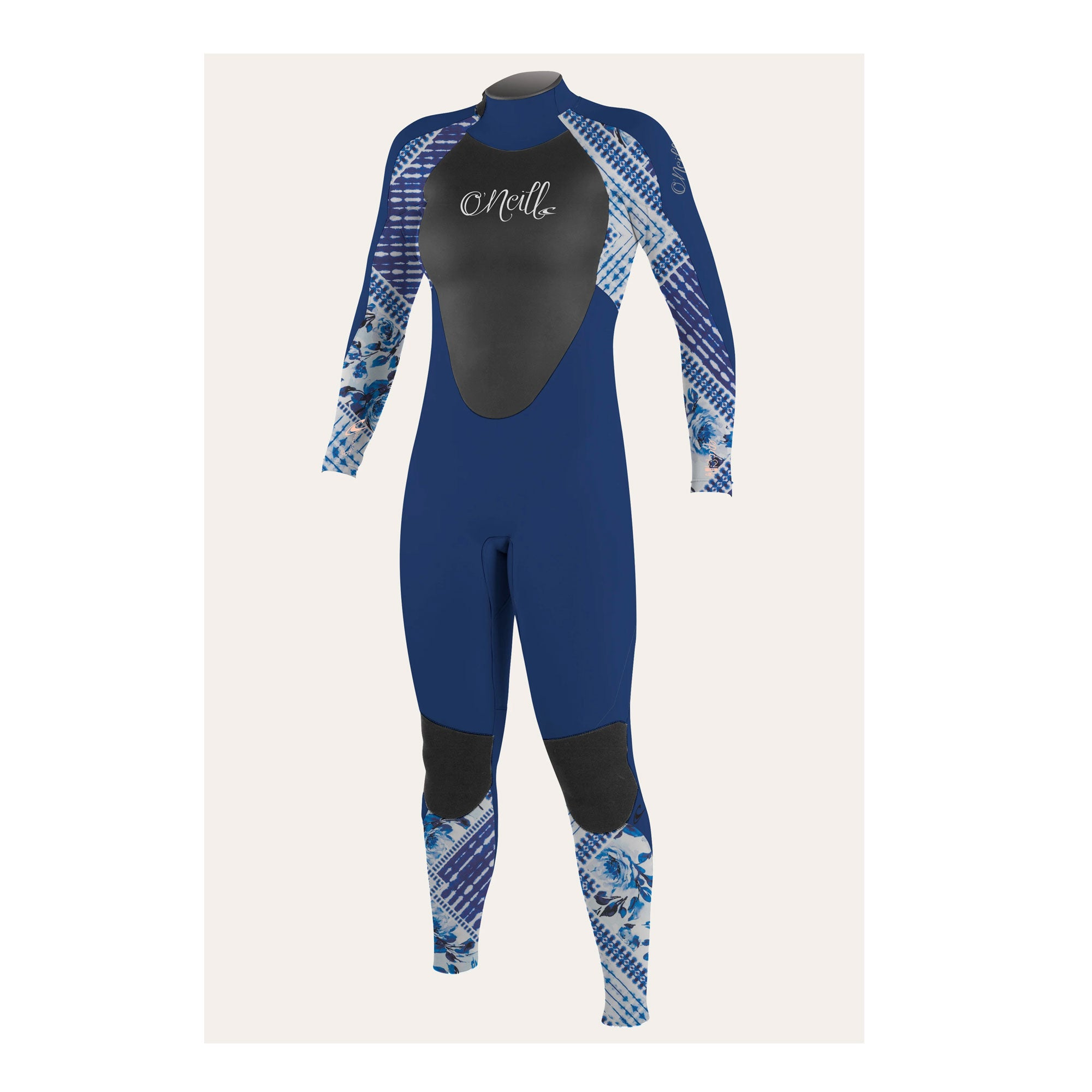 O'Neill Epic 3/2 Youth Girl's L/S Back Zip Wetsuit