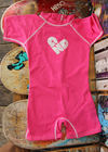 Girl Next Door Baby's Shorty Lycra/Rashguard