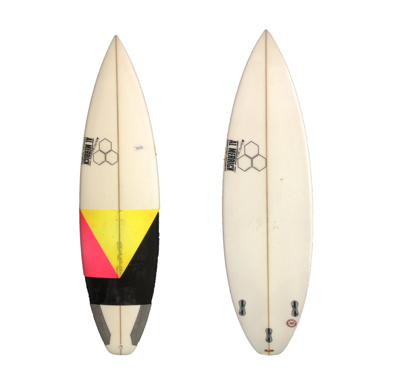 Channel Islands Custom 5'9 1/2 Used Surfboard
