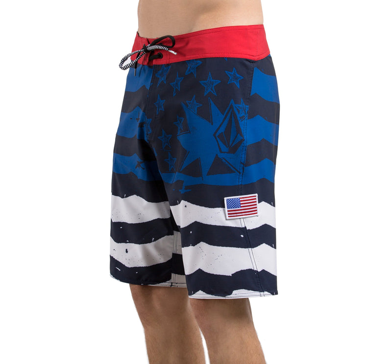 Volcom 4th Of July Mod Men's Boardshorts